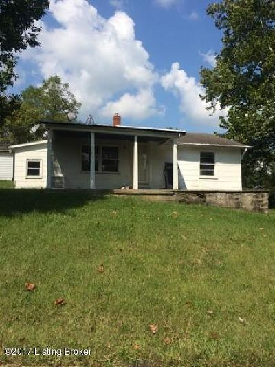 Shelby County Single Family Home For Sale: 8081 Hatton Rd