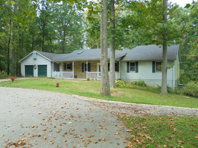 Carroll County Single Family Home For Sale: 115 Mojave Trail