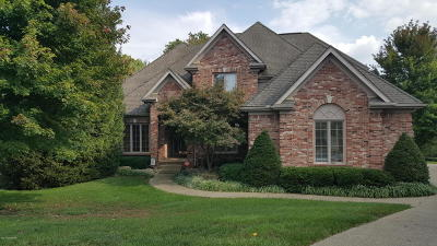Louisville Single Family Home For Sale: 917 Woodland Heights Dr