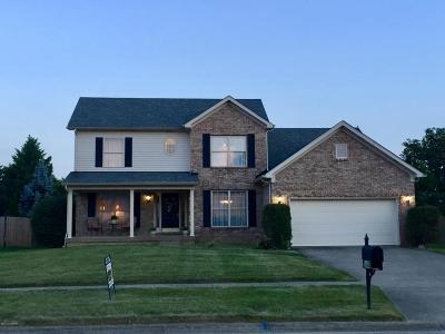 Louisville Single Family Home For Sale: 5606 Grandel Blvd