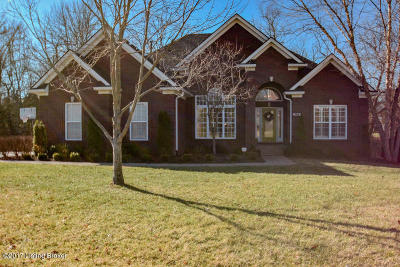 Shelby County Rental For Rent: 44 Osage Trl
