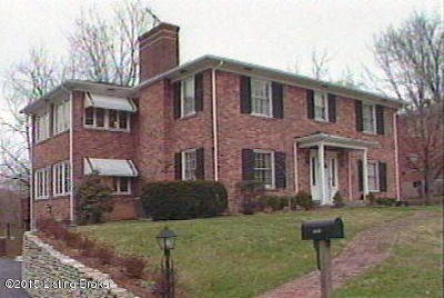 Louisville Multi Family Home For Sale: 1203 Old Cannons
