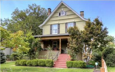 Louisville Single Family Home For Sale: 4708 S 2nd St