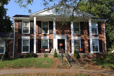 Louisville Single Family Home For Sale: 3000 Shallcross Way
