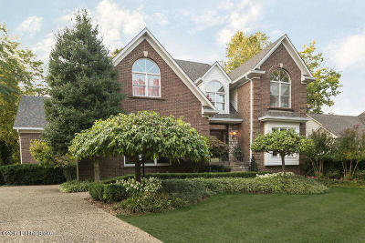 Louisville Single Family Home For Sale: 7023 Wooded Meadow Rd