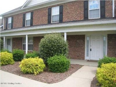 Louisville Condo/Townhouse For Sale: 4806 Cox Woods Ct