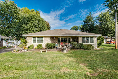 Louisville Single Family Home For Sale: 913 1/2 Clarks Ln