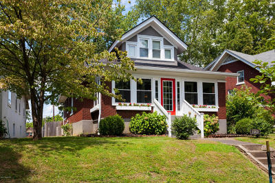 Louisville Single Family Home For Sale: 1069 Eastern Pkwy