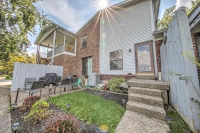 Louisville KY Condo/Townhouse For Sale: $85,000