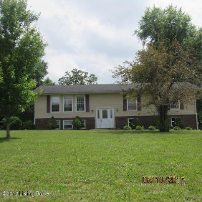 Elizabethtown Single Family Home For Sale: 521 NW Pear Orchard Rd