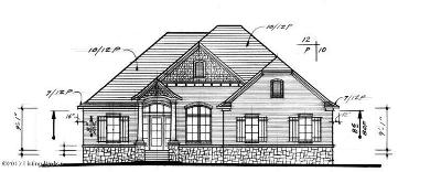 Single Family Home For Sale: Lot 28 Faye Meadow Ct