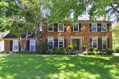 Oldham County Single Family Home Active Under Contract: 3707 E Locust Cir