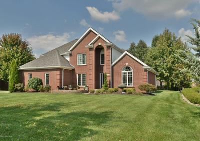 Oldham County Single Family Home For Sale: 3114 Crestmoor Ct