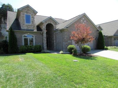 Jeffersonville Condo/Townhouse For Sale: 8052 Lakeside Quarry Dr