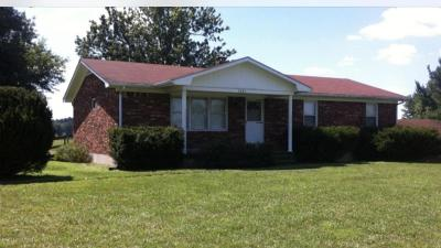 Leitchfield Single Family Home For Sale: 3283 Owensboro Rd