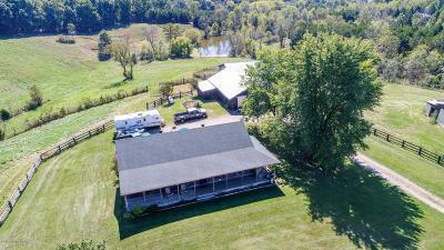 Taylorsville Farm For Sale: 731 Ridgecrest Dr