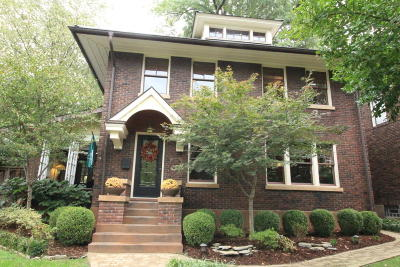 Louisville Single Family Home For Sale: 1439 Willow Ave