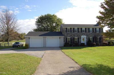 Bullitt County Single Family Home For Sale: 256 Midland Ln