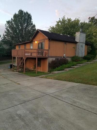 Hardin County Single Family Home For Sale: 1336 N Logsdon Pkwy