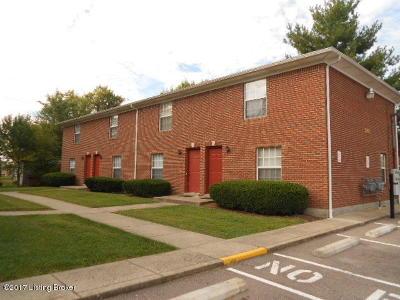 Bullitt County Rental For Rent: 319-A Prairie Dr