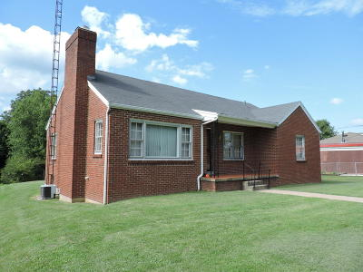 Hardinsburg Single Family Home For Sale: 215 2nd St