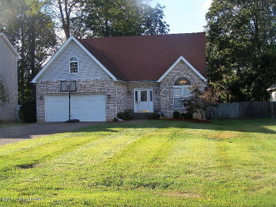 Jeffersontown KY Single Family Home For Sale: $224,500