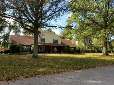 Shelby County Single Family Home For Sale: 604 Oak Crest Dr