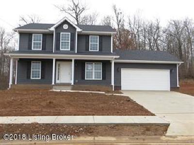 Hardin County Single Family Home For Sale: 111 Persimmon Ridge