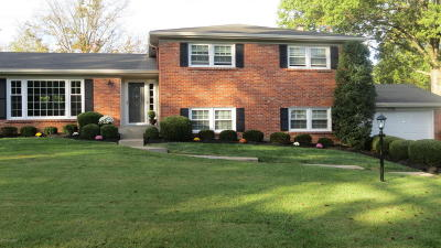 Louisville Single Family Home For Sale: 2308 Tuckaho Rd