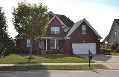 Shepherdsville Single Family Home For Sale: 357 Mallard Lake Blvd