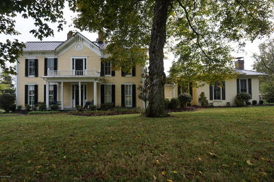 Oldham County Farm For Sale: 8502 Todds Point