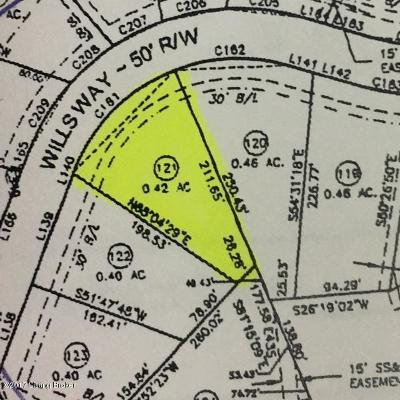 Spencer County Residential Lots & Land For Sale: 121 Wills Way