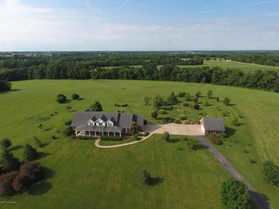 Shelbyville Farm For Sale: 517 Aiken Rd