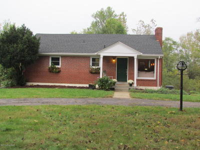 Oldham County Single Family Home For Sale: 3000 W Hwy 42