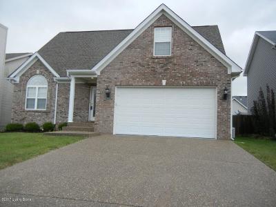 Louisville Rental For Rent: 7020 Village Gate Trace