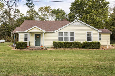 Oldham County Single Family Home For Sale: 6001 W Hwy 42