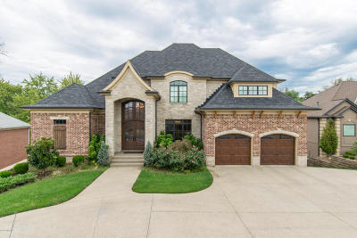 Single Family Home For Sale: 5411 River Creek Ct