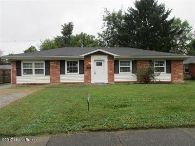 Louisville Rental For Rent: 4319 Lynnbrook Dr