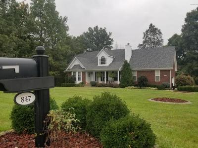 Shepherdsville Single Family Home For Sale: 847 Mill Brook Cir