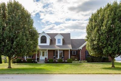 Spencer County Single Family Home For Sale: 191 Nevin Ln