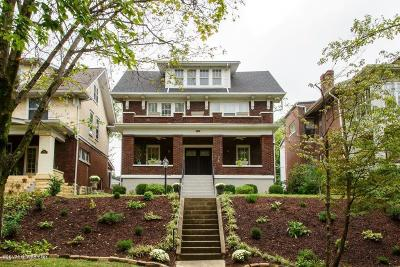 Highlands Single Family Home For Sale: 2044 Eastern Pkwy