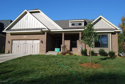 Louisville Single Family Home For Sale: 3906 Jefferson Park Pl