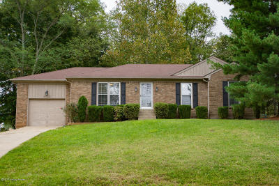 Single Family Home For Sale: 12006 Springmeadow Ln