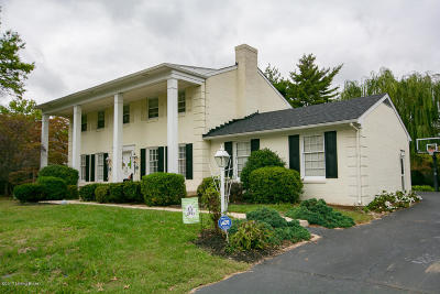 Louisville Single Family Home For Sale: 8811 Nottingham Pkwy