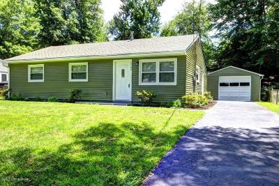 Louisville Rental For Rent: 4704 Andalusia Ln