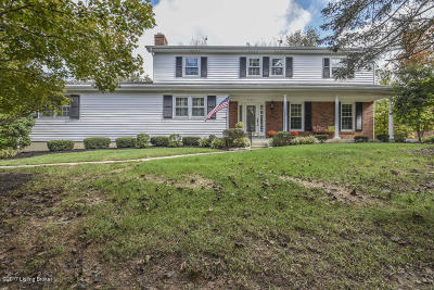 Louisville Single Family Home For Sale: 10107 Dorsey Hill Rd
