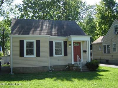 Louisville Rental For Rent: 124 Colonial Dr