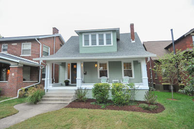 Louisville Single Family Home For Sale: 1904 Sils Ave
