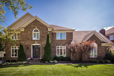 Louisville Single Family Home For Sale: 615 Lake Forest Pkwy