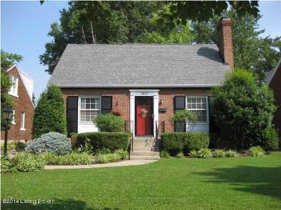 Louisville Rental For Rent: 3607 Saint Germaine Ct